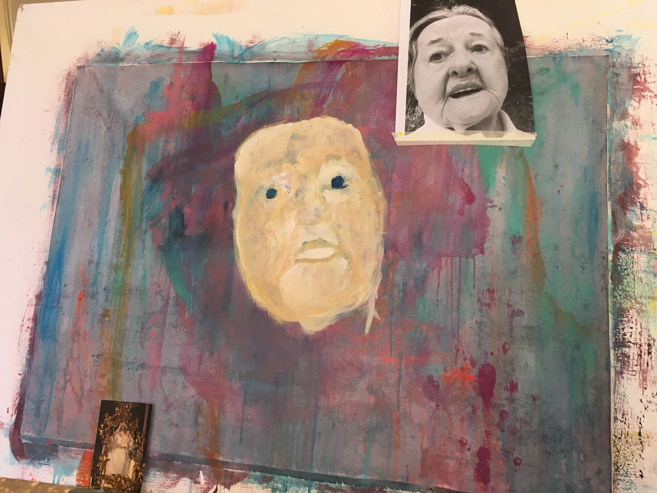 in progress ... Mutter